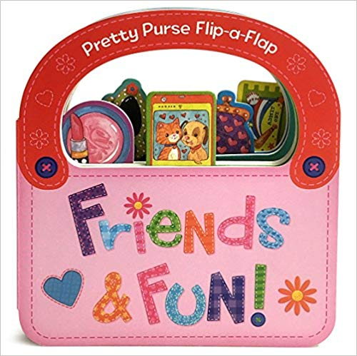 Pretty Purse Flip-a-Flap
