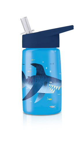 Crocodile Creek Drinking Bottle - Shark