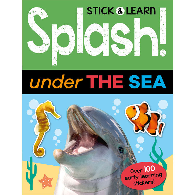 Stick & Learn Splash!