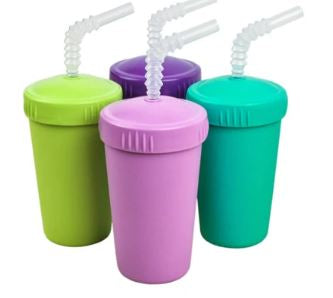 Re-Play Cup with Straw