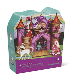 Princess Palace Floor Puzzle - 32 Pieces