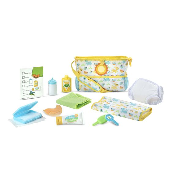Mine to Love - Travel Time Play Set