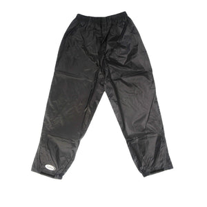 Rain Pants - Black Size 3