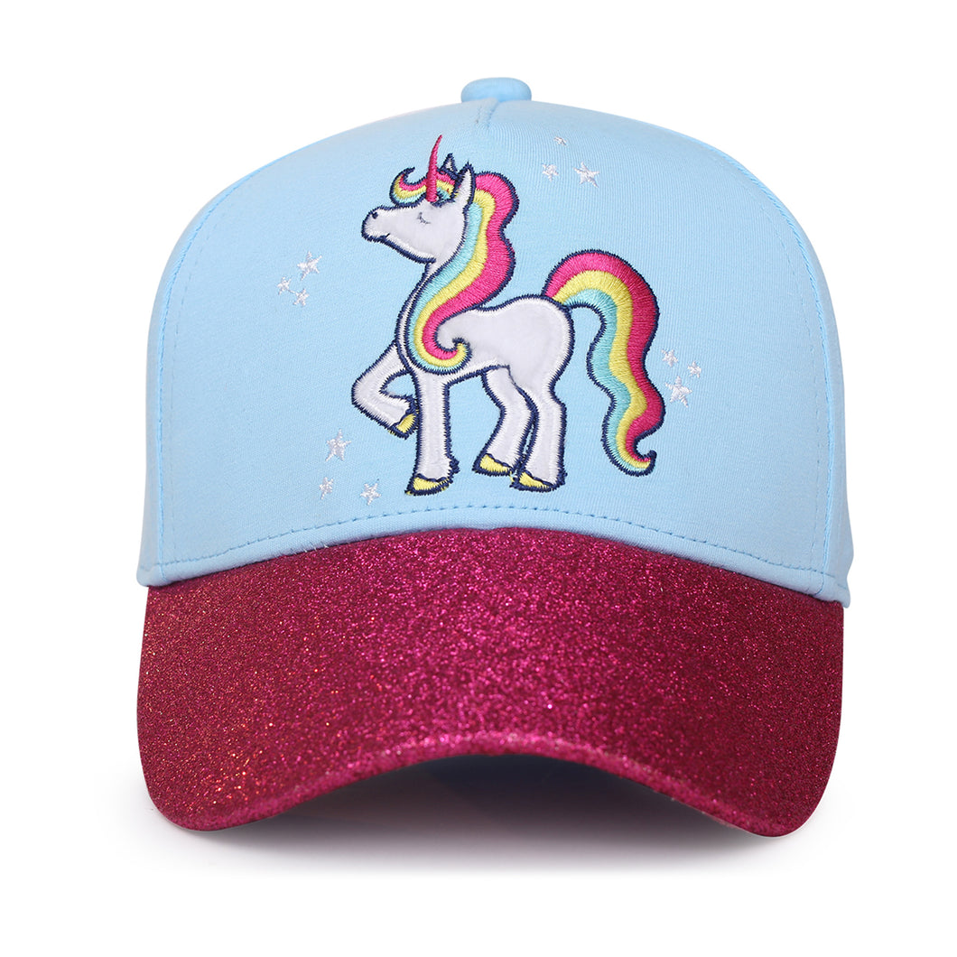 Flapjacks Kids Ball Cap Unicorn - 4-6y