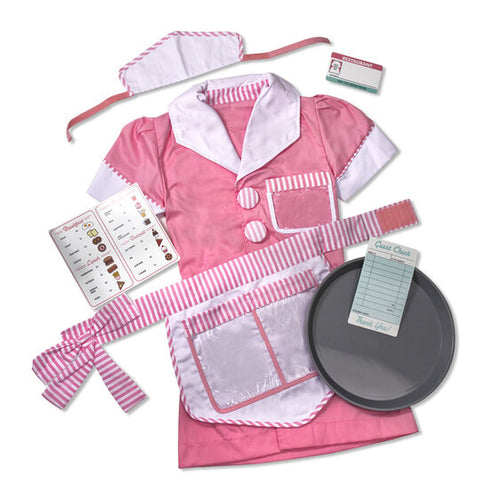 Role Play Costume - Waitress
