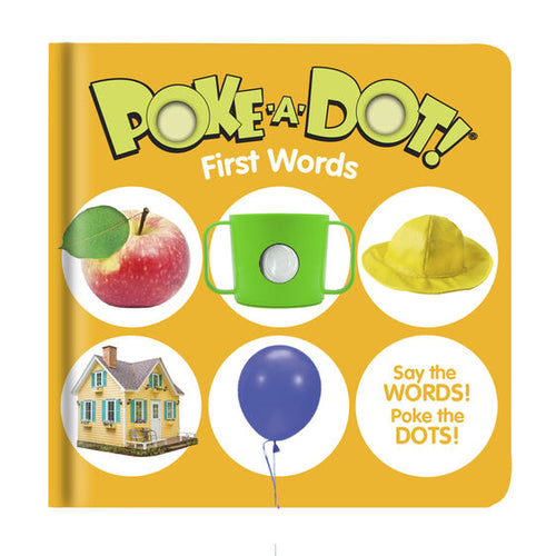 Poke A Dot! First Words