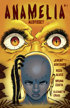 AUDYSSEY: Anamelia #1, Physical