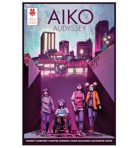 AUDYSSEY: Nocturne and Aiko #0, Special Double Feature