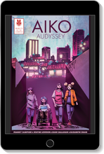 Load image into Gallery viewer, AUDYSSEY: Aiko #0, Digital