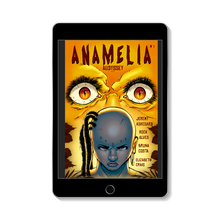 Load image into Gallery viewer, AUDYSSEY: Anamelia #1, Digital