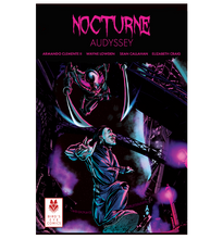 Load image into Gallery viewer, AUDYSSEY: Nocturne and Aiko #0, Special Double Feature
