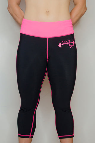 Capri Performance Pants