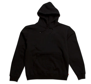 AFTERMIDNIGHT VORTEX PULLOVER BLACK