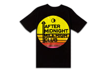 Load image into Gallery viewer, MILE HIGH CLUB TEE BLACK