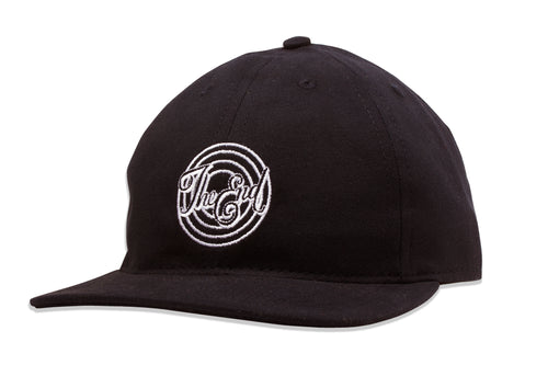 The End Dad cap Black