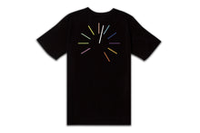 Load image into Gallery viewer, CLOCK STRIKES AFTERMIDNIGHT TEE BLACK