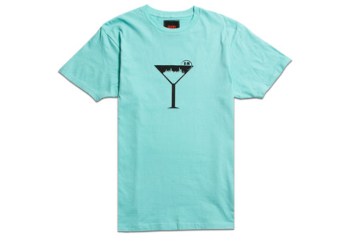 COCKTAIL TEE MINT