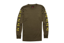 Load image into Gallery viewer, CHERRY NY LONGSLEEVE GREEN