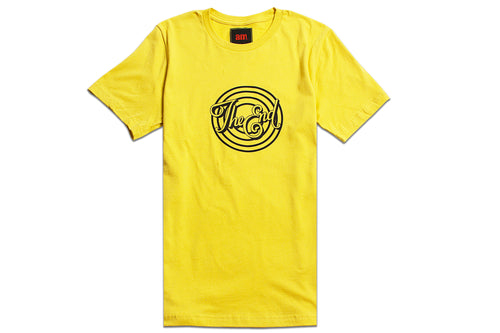 THE END TEE YELLOW