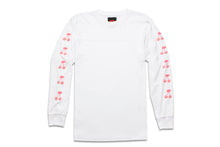 Load image into Gallery viewer, CHERRY NY LONGSLEEVE WHITE