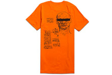 Load image into Gallery viewer, DAVINCI TEE ORANGE
