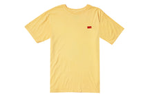 Load image into Gallery viewer, FLOCK AM LOGO TEE GOLDEN HAZE