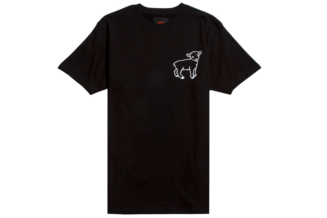 BLACK SHEEP TEE BLACK