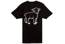 Load image into Gallery viewer, BLACK SHEEP TEE BLACK