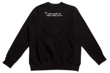 Load image into Gallery viewer, Computer Crewneck Black
