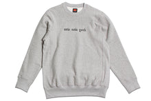Load image into Gallery viewer, New New York Crewneck Heather Grey