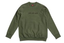 Load image into Gallery viewer, New New York Crewneck Olive Green