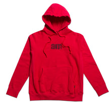 Load image into Gallery viewer, Wave AM logo Pullover Red