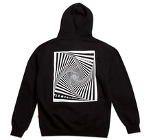 Load image into Gallery viewer, AFTERMIDNIGHT VORTEX PULLOVER BLACK