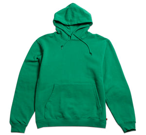 AFTERMIDNIGHT VORTEX PULLOVER GREEN
