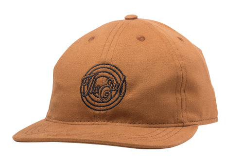 The End Dad cap Brown