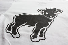Load image into Gallery viewer, BLACK SHEEP TEE WHITE