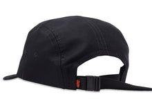Load image into Gallery viewer, AM Logo Camper Cap Black