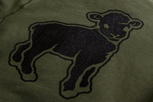 Load image into Gallery viewer, Black Sheep Pullover Olive Green