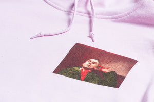 Taxi Driver Pullover Pink
