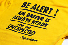Load image into Gallery viewer, Taxi Driver Pullover Yellow