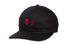 Load image into Gallery viewer, BROKEN HEARTS DAD CAP BLACK