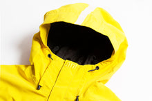 Load image into Gallery viewer, 3M Taped Waterproof Jacket Yellow