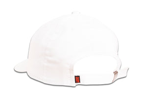 BROKEN HEARTS DAD CAP WHITE