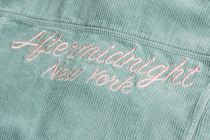 Corduroy Jacket Mint