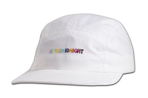 AFTERMIDNIGHT CAMPER CAP WHITE