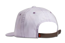 Load image into Gallery viewer, AM LOGO 6 PANEL CAP LAVENDER