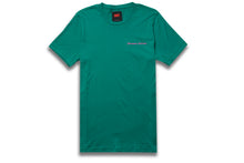 Load image into Gallery viewer, CHAMPAGNE SUPERNOVA TEE GREEN