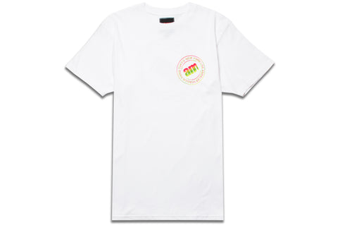 WORLDWIDE TEE WHITE