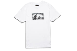 FRANKENSTEIN TEE WHITE