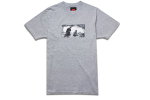 FRANKENSTEIN TEE GREY